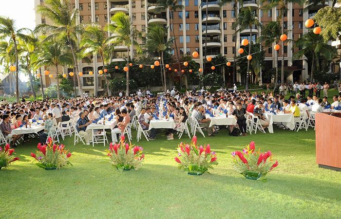 創立50周年ハワイ旅行